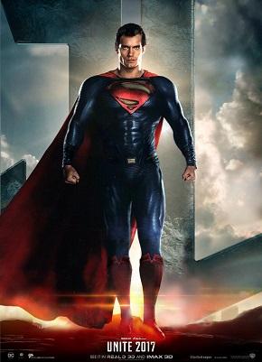 저스티스 리그 - 슈퍼맨의 복권, 영화는 민숭민숭