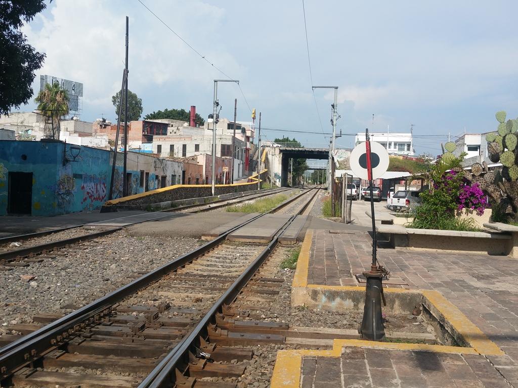 [멕시코] 께레따로 기차역