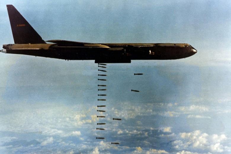 베트남 전쟁과 폭격 효과에 대한 환상?