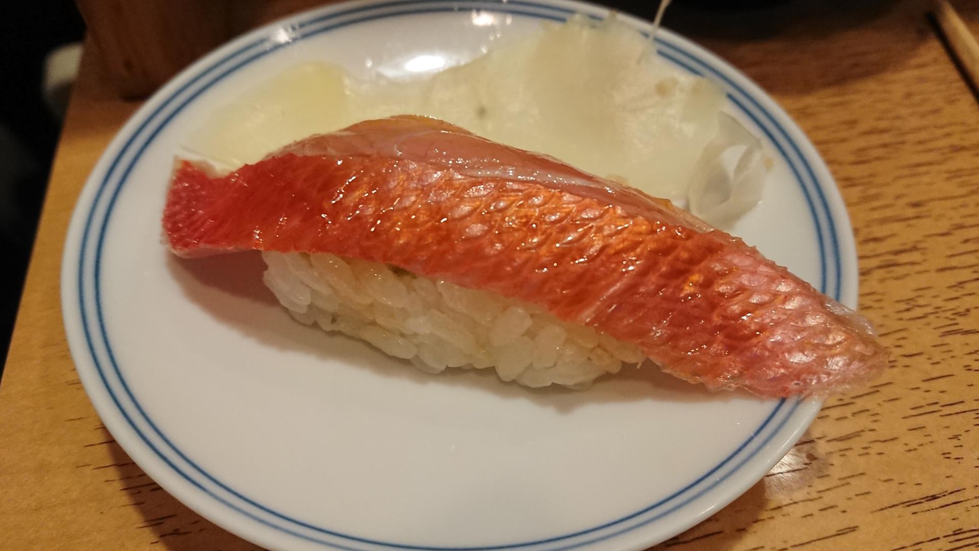 [도쿄] 스시 다이 - 츠키지 시장에서 가장 줄이 긴 집