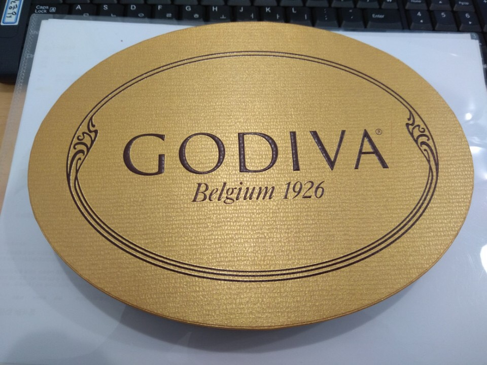 [GODIVA] Murder on the Orient Express Gift..