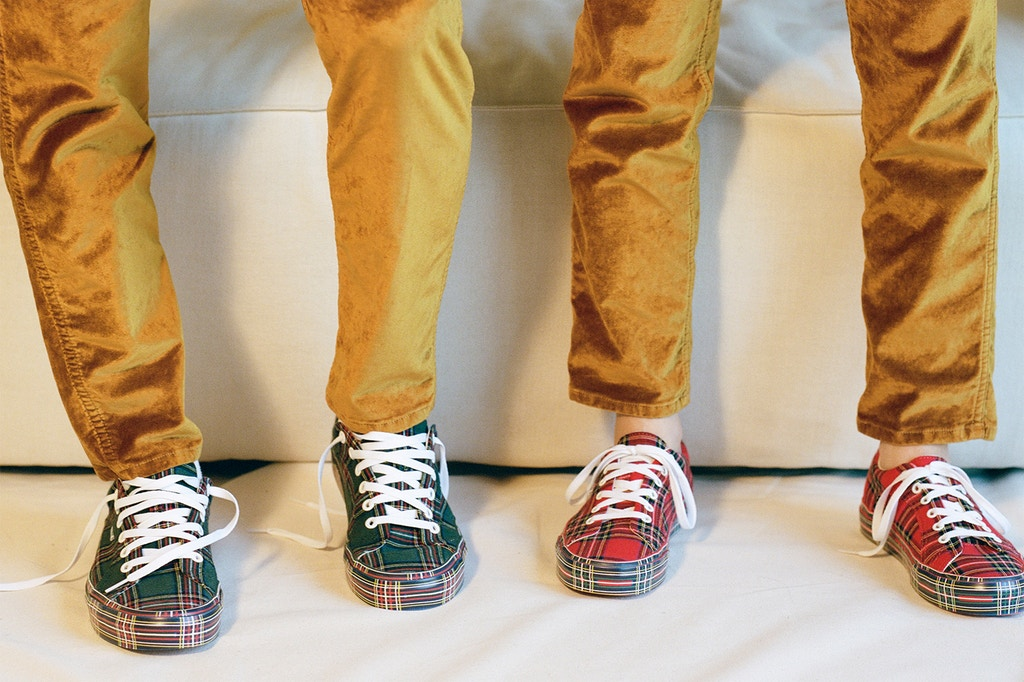 - Vans & Opening Ceremony Go Plaid-On-..