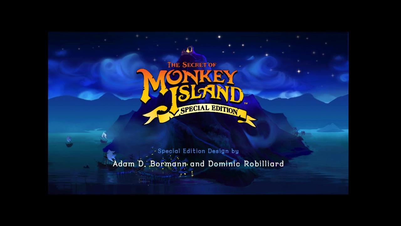 자, 순서대로... 원숭이섬의 비밀 1 - 1