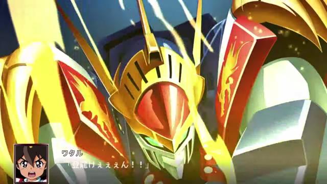 슈퍼로봇대전 신작 - 슈퍼로봇대전 X