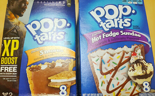 POP tarts - Hot Fudge Sundae 팝타르트 핫 퍼..