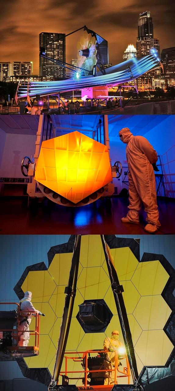 차세대를 포함한 천체관측 우주망원경 열전