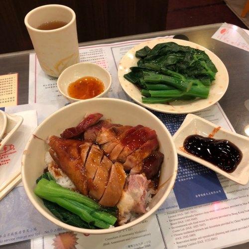 홍콩에서 먹은 것_2