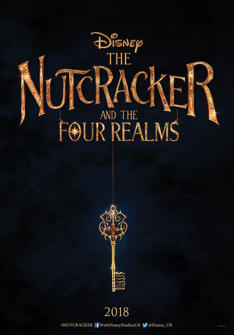 """The Nutcracker and the Four Realms"" 라는 .."