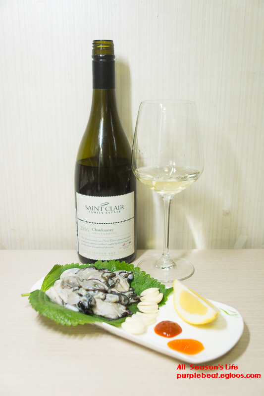Saint Clair Family Estate Chardonnay 2016 - 굴..
