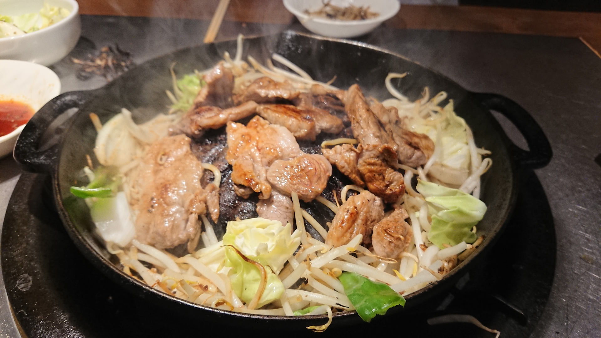 [하코다테] 징기스칸 메이메이테이 - 하코다테에서..