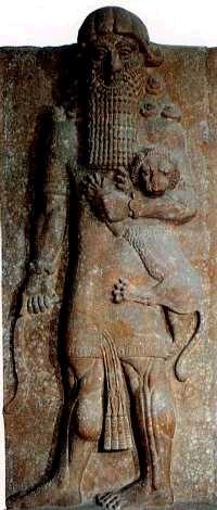 인류사 최초의 영웅-길가메시(Gilgamesh)