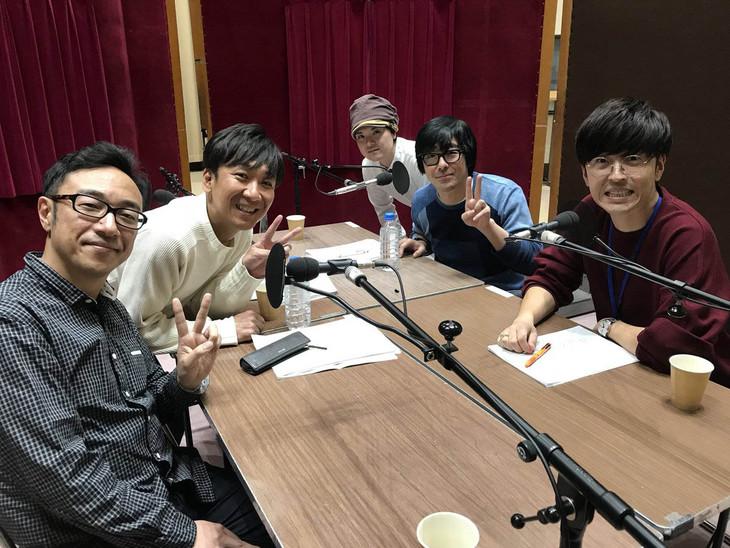 성우 사쿠라이 타카히로 & 미나세 이노리, 라디오..