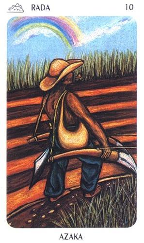 농업과 농사 로아-자카