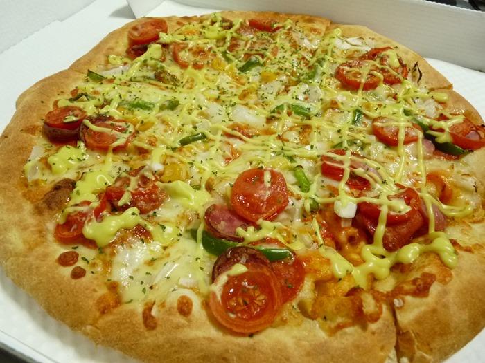 휴일 점심이나 오후 간식으로 먹는 `나폴리 피자`