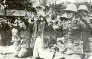 [45년]일본,프랑스 인도차이나 지배 종식을 선..