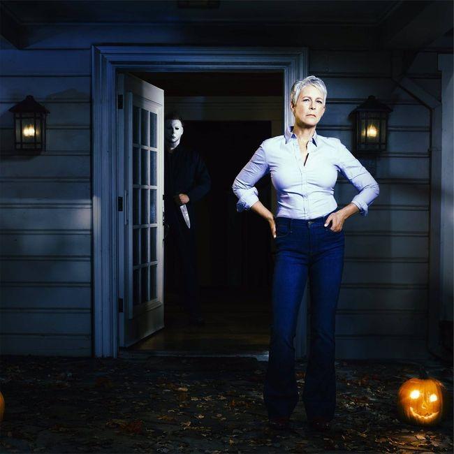 영화 `할로윈(Halloween)` 40년 만에 오리지널..
