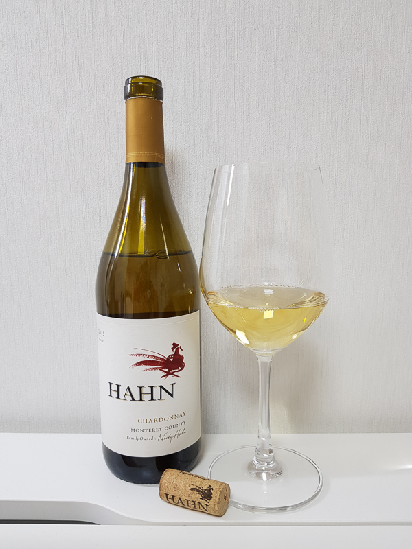 Hahn Chardonnay 2015 - 전형적인 미국 샤르도네..