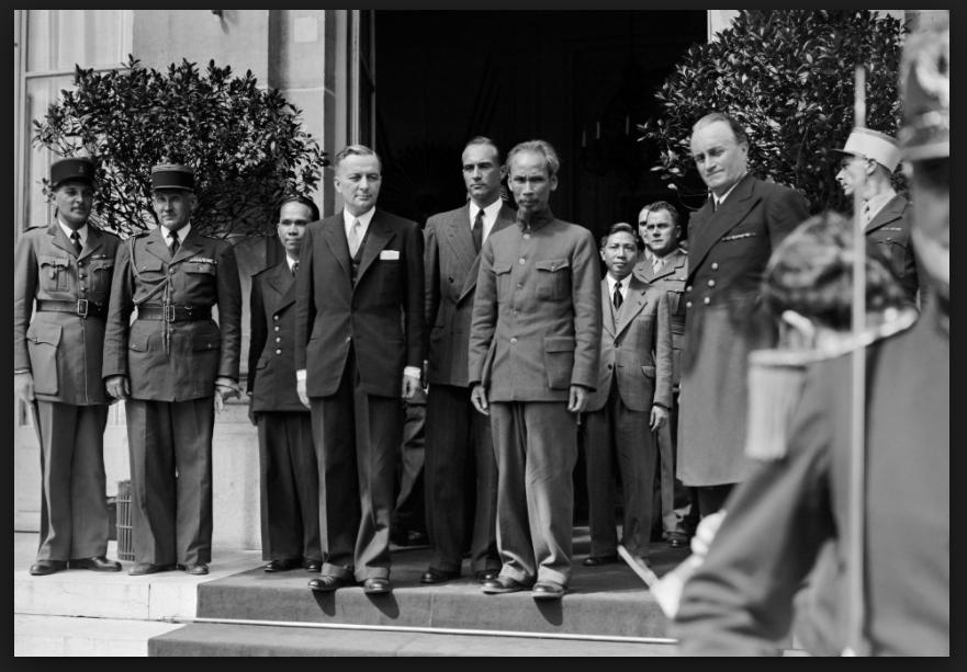 제1차 인도차이나 전쟁과 프랑스 공산당?