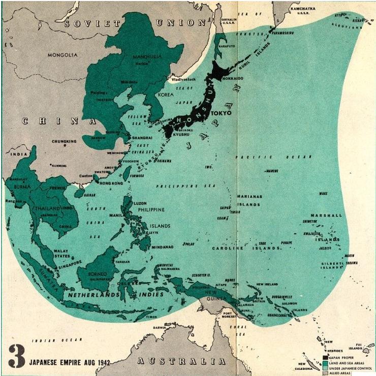 [47년]태평양전쟁과 미국의 베트남 개입의 역설?