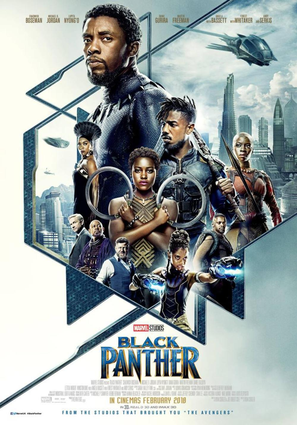 Black Panther: Uneasy lies the head that we..