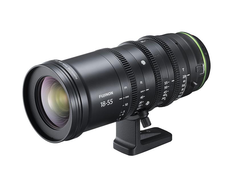 후지필름 새로운 동영상 렌즈 MKX 시리즈가 나옵..