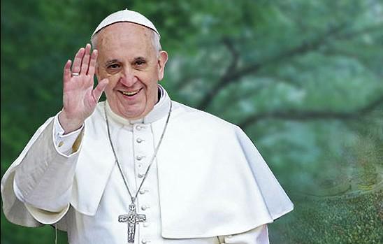 프란치스코 교황이 한국민에게 전한 설 메시지