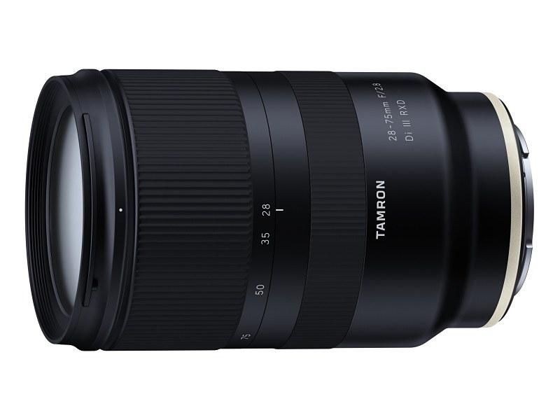 탐론, 첫 FE용 렌즈 28-75mm f2.8 발표