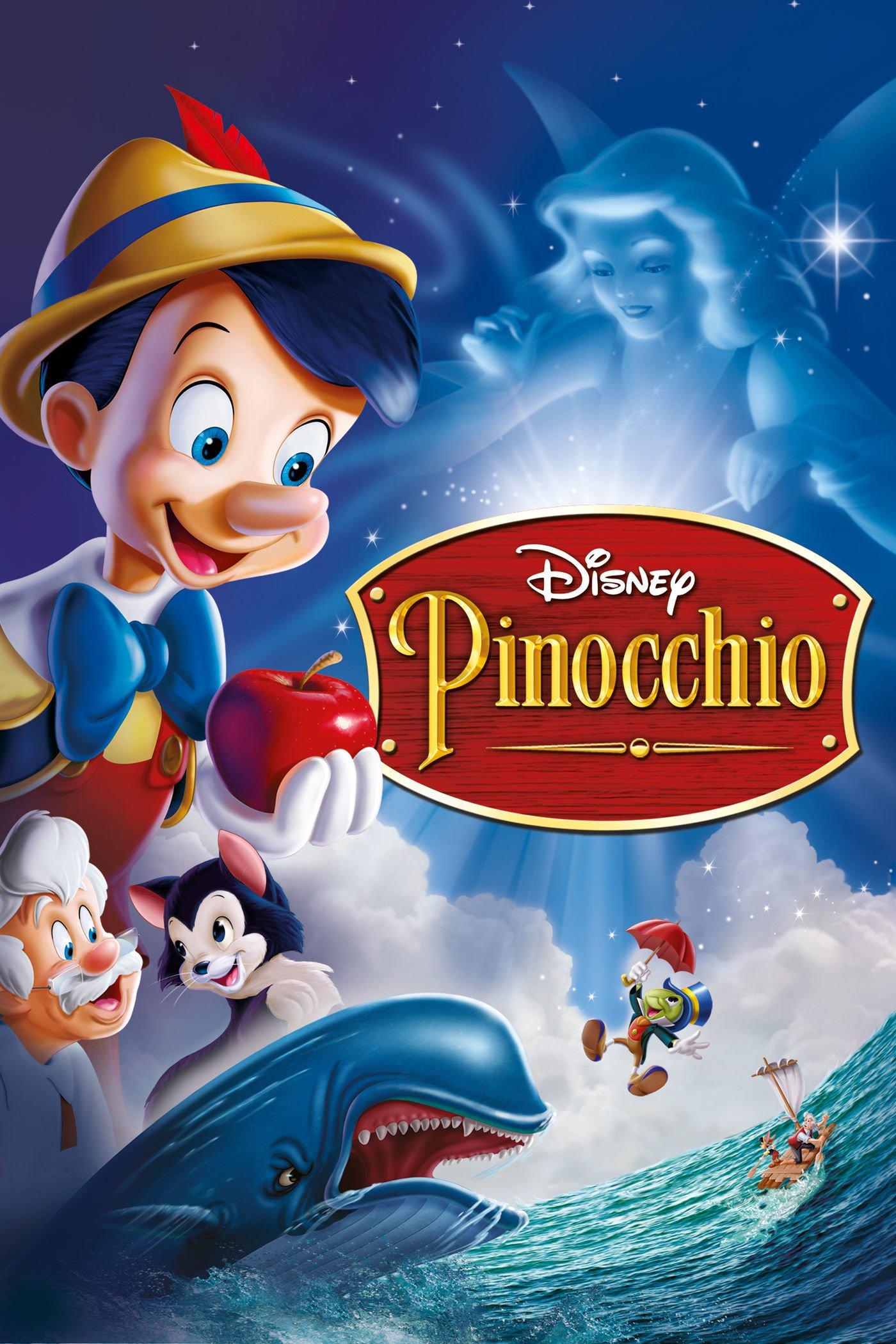 """디즈니에서 """"피노키오"""" 실사판도 만드네요."""