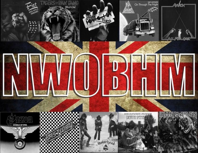 80년대초 NWOBHM vs. LA 메탈 (추가)
