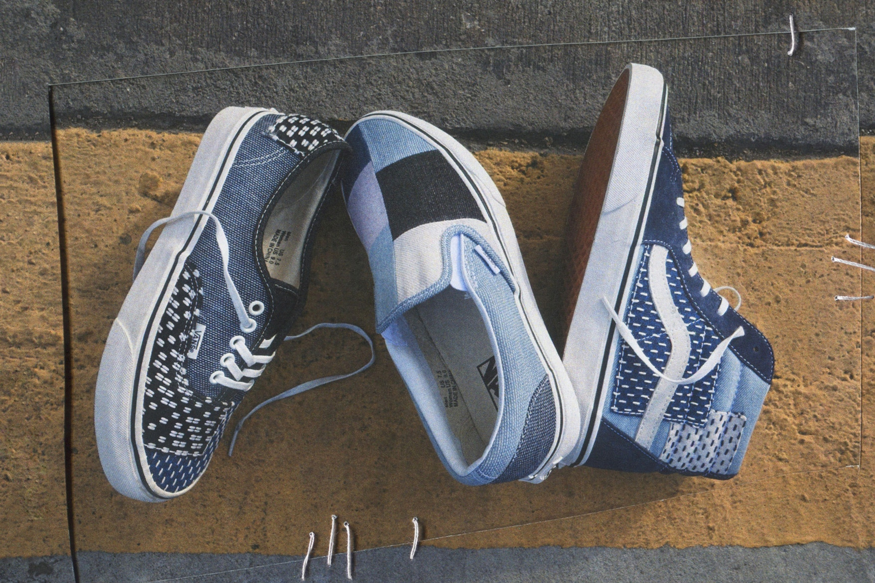 - Three Classic Vans Silhouettes Get Upgr..