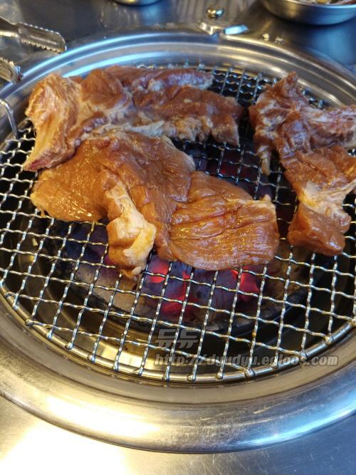 문래동 송원 마포 돼지갈비