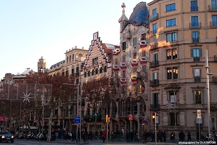 1712 스페인; 바르셀로나 몬타네르 투어