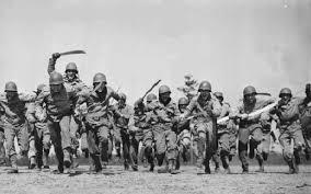 [46년]베트민을 훈련시킨 일본군 교관들...