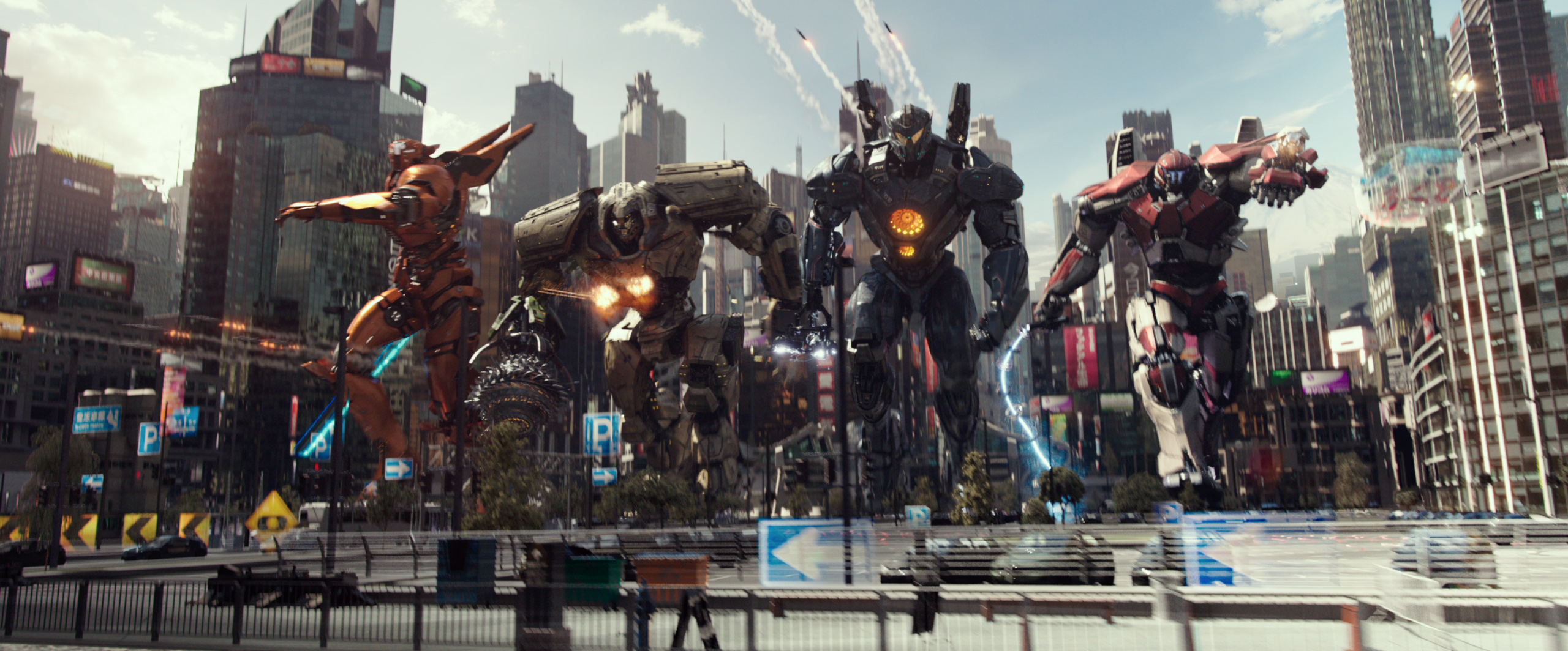 Pacific Rim: Uprising - Made in China