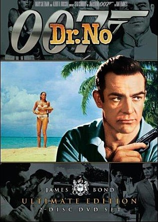 [액션] 007 살인번호,Dr. No (1962)