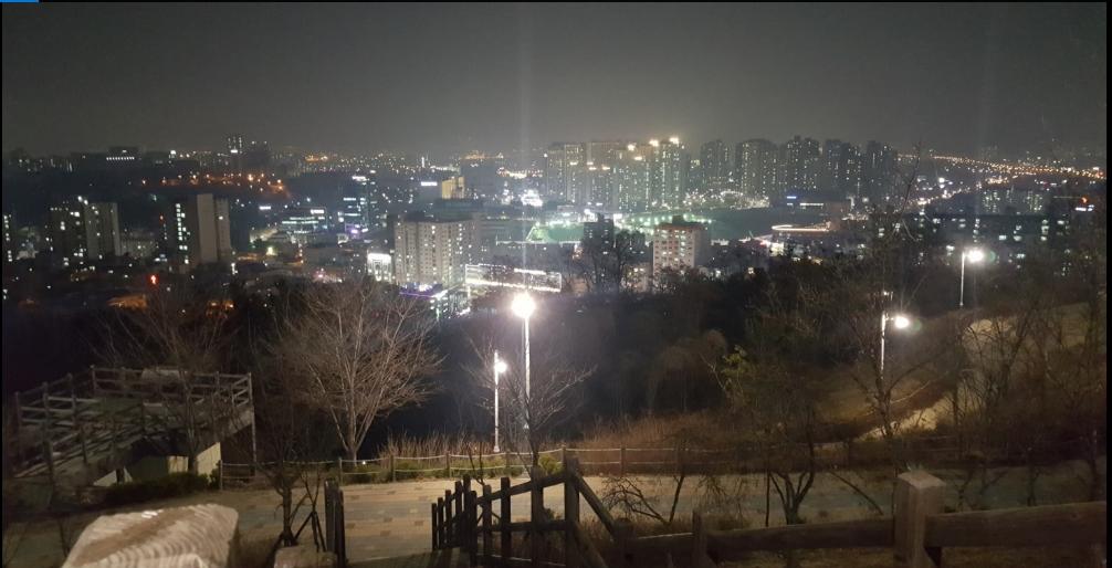 인천 남구 수봉공원 2018.03.23