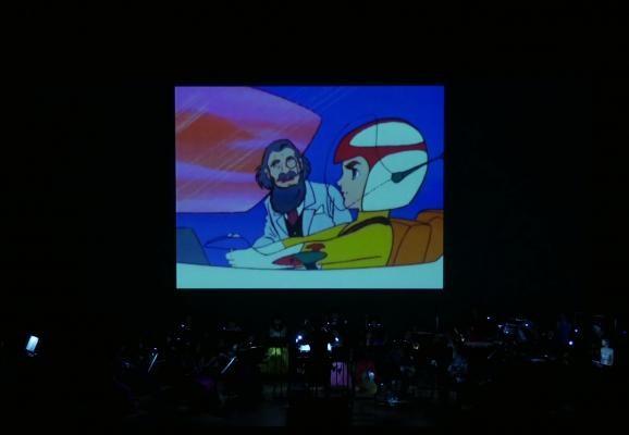 애니메이션 '차지맨 켄!'을 소재로 한 콘서트 제 2탄..