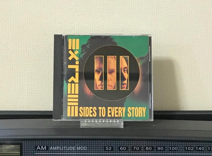 3월 24일 extreme - III sides to every story (19..