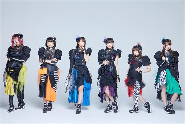 성우 유닛 'i☆Ris'의 16번째 싱글 음반 재킷 사진 공개