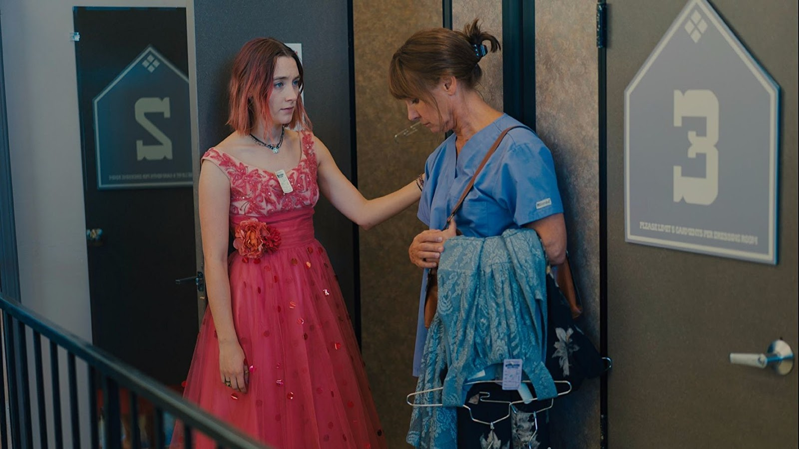 Lady Bird: Leave the nest.