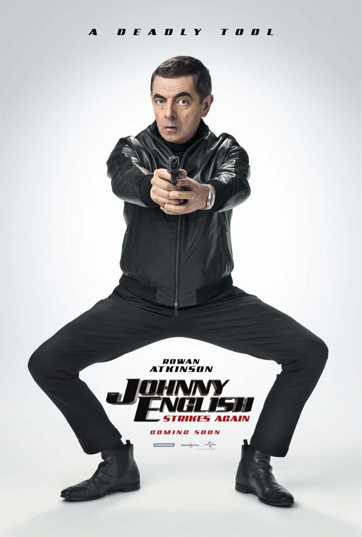 """쟈니 잉글리시 신작, """"Johnny English Strikes Ag.."""
