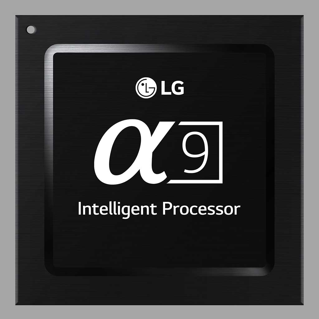 LG 알파9 프로세서 잘 설명이 되어 있네요.