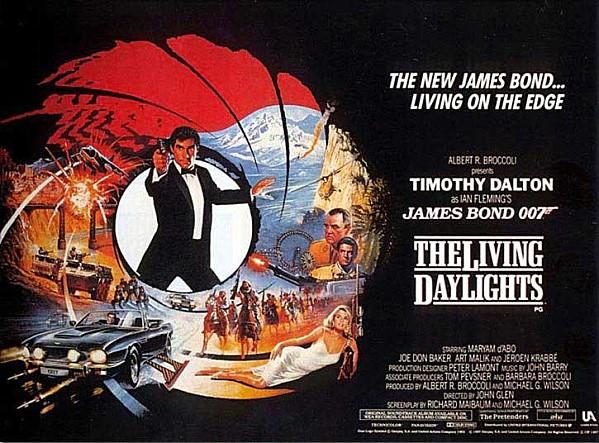 1987)007 리빙 데이라이트,The Living Daylights