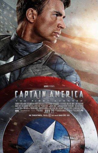 캡틴 아메리카 - 퍼스트 어벤져, 2011