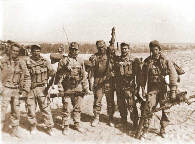 제2대대 - 1980년대 아프간 소련군 싸가