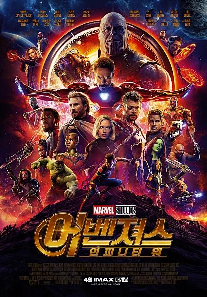 타노스가 주인공! 어벤져스: 인피니티 워 (Avengers:..