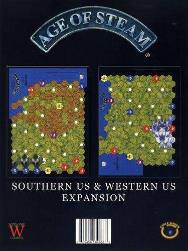 에이지 오브 스팀: Southern US & Western US E..