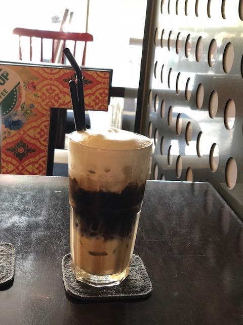 What I drank in Vietnam