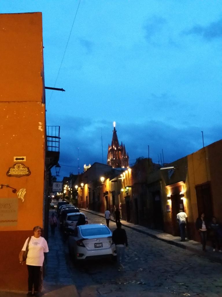 [멕시코] San Miguel de Allende 야경