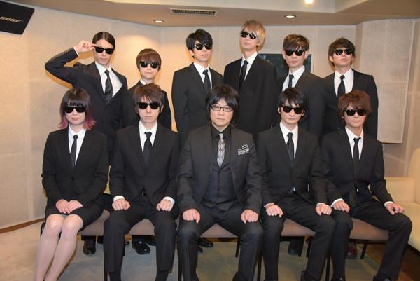TV 애니메이션 '중간관리록 토네가와' 기자 회견 기..